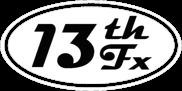 13thFX Logo
